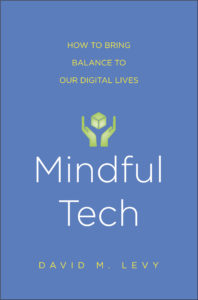 Mindful Tech book cover