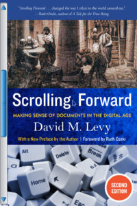 Scrolling Forward book cover